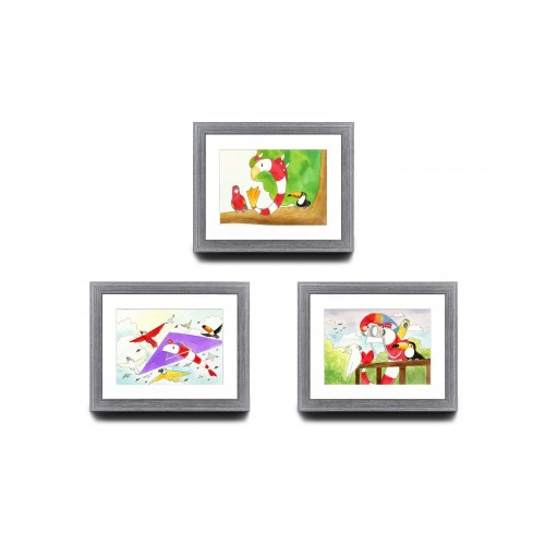 A5 Bundle of 3 - Nature Series